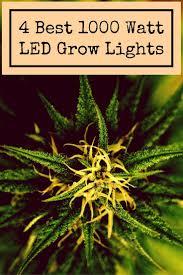 1000 watt led grow light reviews 1000 watt led grow light top 4 lights for sale in 2018 grow