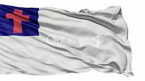 Christian Flag Images Fluttering White Christian Flag Royalty Free Video And Stock Footage