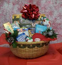 christmas gift baskets create a christmas and gift basket for a family all