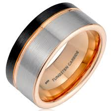 simple mens wedding bands gallery mens gunmetal wedding bands matvuk
