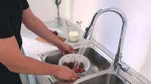 rubinetti miscelatori cucina rubinetto miscelatore lavello cucina con doccia estraibile