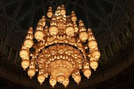 Sultan Qaboos Grand Mosque Chandelier Mosques In Muscat You Definitely Have To Visit Thousand Miles
