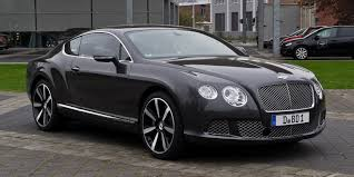 bentley car bentley continental gt wikiwand
