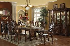 traditional dining room sets kitchen contemporary with none