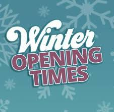 winter opening times wheelgate park