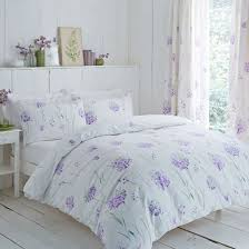 Lilac Bedding Sets Lilac Floral Pencil Pleat Curtains Kendall Bedding