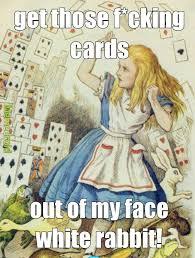 Alice Meme - oh alice meme by phantomaniac memedroid