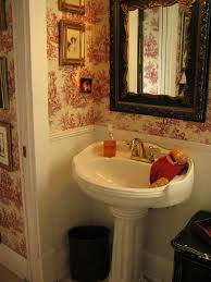 wonderful design wallpaper ideas for small bathroom best 25 on