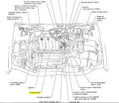 engine diagram 1996 nissan pathfinder engine wiring diagrams