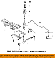 subaru impreza control arm diagram 2008 subaru impreza lower