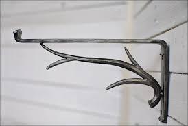 furniture magnificent ornamental shelf brackets metal decorative