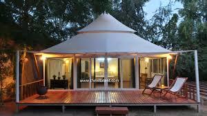 resort tents luxury resort tent permanent semi permanent tent