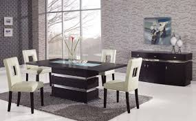 modern 9 piece dining room sets allmodern provisions dining
