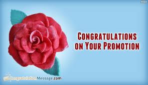 congratulation message for promotion congratulationmessage