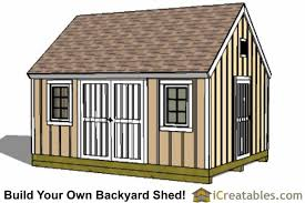 How To Build A Small Outdoor Shed by Garden Shed Plans Backyard Shed Designs Building A Shed