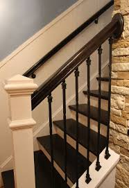 Refinish Banister Railing Board And Batten Remodeled Staircase Hometalk