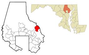 Gunpowder Falls State Park Map by Kingsville Maryland Wikipedia
