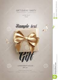 silver boxes with bows on top white festive flyer or poster top view on gift box and bow with