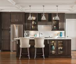 Grey Cabinets In Kitchen Flagstone By Aristokraft Cabinetry I Think Marquis Is More