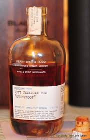 berry bros u0026 rudd 1977 36 year old jamaica rum u201coverproof u201d u2013 the