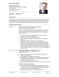 Product Manager Sample Resume by 100 It Resume Templates It Resume This Is It Resume Resumes