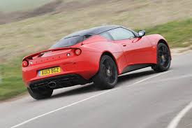 bentley red and black 2013 lotus evora s sports racer review evo