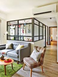 Glass Partition Between Living Room And Kitchen How Singaporeans Reinvent The Scandinavian Style Living Rooms