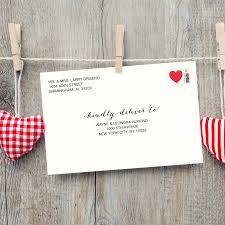 wedding envelope templates fit 5 5