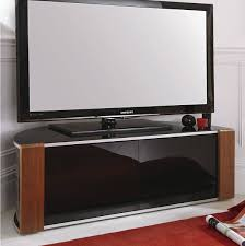 Corner Tv Cabinets For Flat Screens With Doors Best 15 Of Black Corner Tv Cabinets With Glass Doors