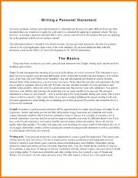Profile Examples For Resumes 7 Personal Profile Example Rn Cover Letter