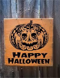 halloween decor halloween decorations halloween signs jack