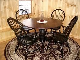 Black Round Kitchen Table Sofa Cool Black Round Kitchen Tables Wooden Round Kitchen Table