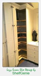 best 25 corner cabinet solutions ideas on pinterest kitchen shelfgenie of seattle slide out storage space solutions a great holiday gift for your kent home glide out shelves