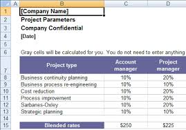 Project Management Excel Template Mohamed Zahran 15 Useful Excel Templates For Project
