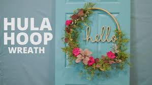 20 stylish summer wreaths for your front door hgtv s decorating