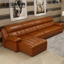 orange leather sectional sofa orange leather sectional sofa sofa chair leather sofa set dubai