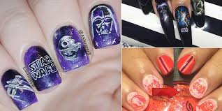 these are the 10 u0027star wars u0027 nails you u0027re looking for