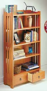 Woodworking Plans Wall Bookcase by 58 Best Woodsmith Plans Images On Pinterest Woodsmith Plans