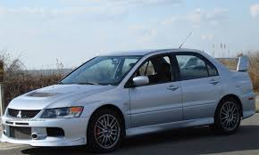 mitsubishi evolution 2006 2006 mitsubishi lancer evolution review and test drive by car