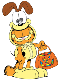 garfield clipart clipartxtras