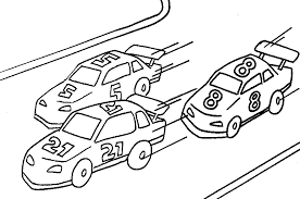 Car Coloring Pages To Print Many Interesting Cliparts Cars Coloring Pages