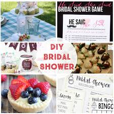 Bridal Shower Ideas by Bridal Shower Ideas The Crafting