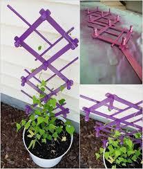 Small Trellis Planter 17 Best Upcycled Trellis Ideas For Garden Cool Trellis Designs