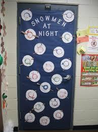 snowman door decorations snowman door decoration reading idea d decorations classroom