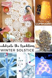 winter solstice activities and traditions for and families
