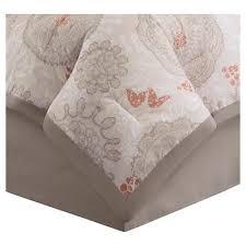 target black friday 7pc velvet bedding king beige comforter set target