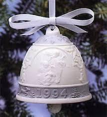 lladro porcelain bells porcelain
