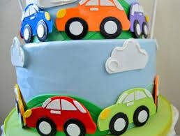 car cake cars cake grated nutmeg