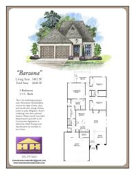 New Orleans Floor Plans by Dutchtown Meadows Builder In Louisiana Custom Home Building By