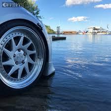 lexus esr wheels 2011 lexus is250 esr sr09 raceland coilovers